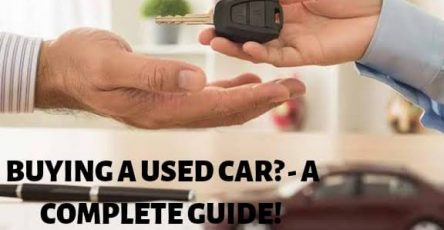 Complete Guide to Buying a Used Car